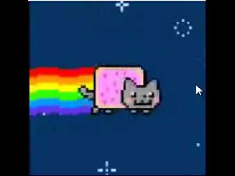 Nyan Cat! 2:00 Minute Music !