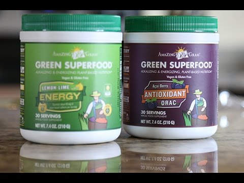 Amazing Grass Green Superfood Review - Here's Everything You Need To Know