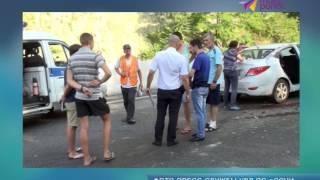 На Мамайском перевале авария унесла жизни двоих человек