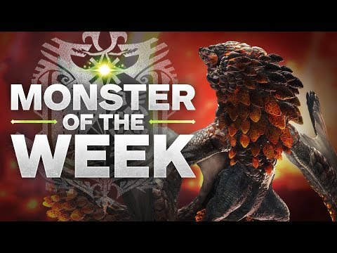 Download Youtube: Monster Hunter World - Bazelgeuse, Bazelgeuse, Bazelgeuse - Monster of the Week #7