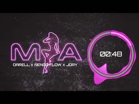 Darell x Ñengo Flow x Jory - Mia (Animation Video)
