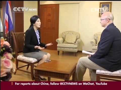 Thailand PM Yingluck Shinawatra Interview