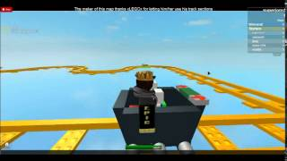 Roblox. Boring roller coaster say. Part 11