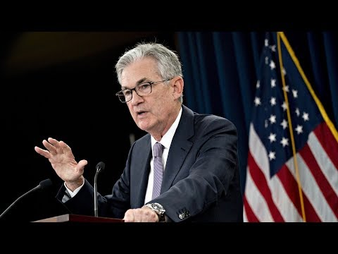 WATCH: Fed Chair Jerome Powell delivers remarks at the Federal Reserve Bank of Kansas City
