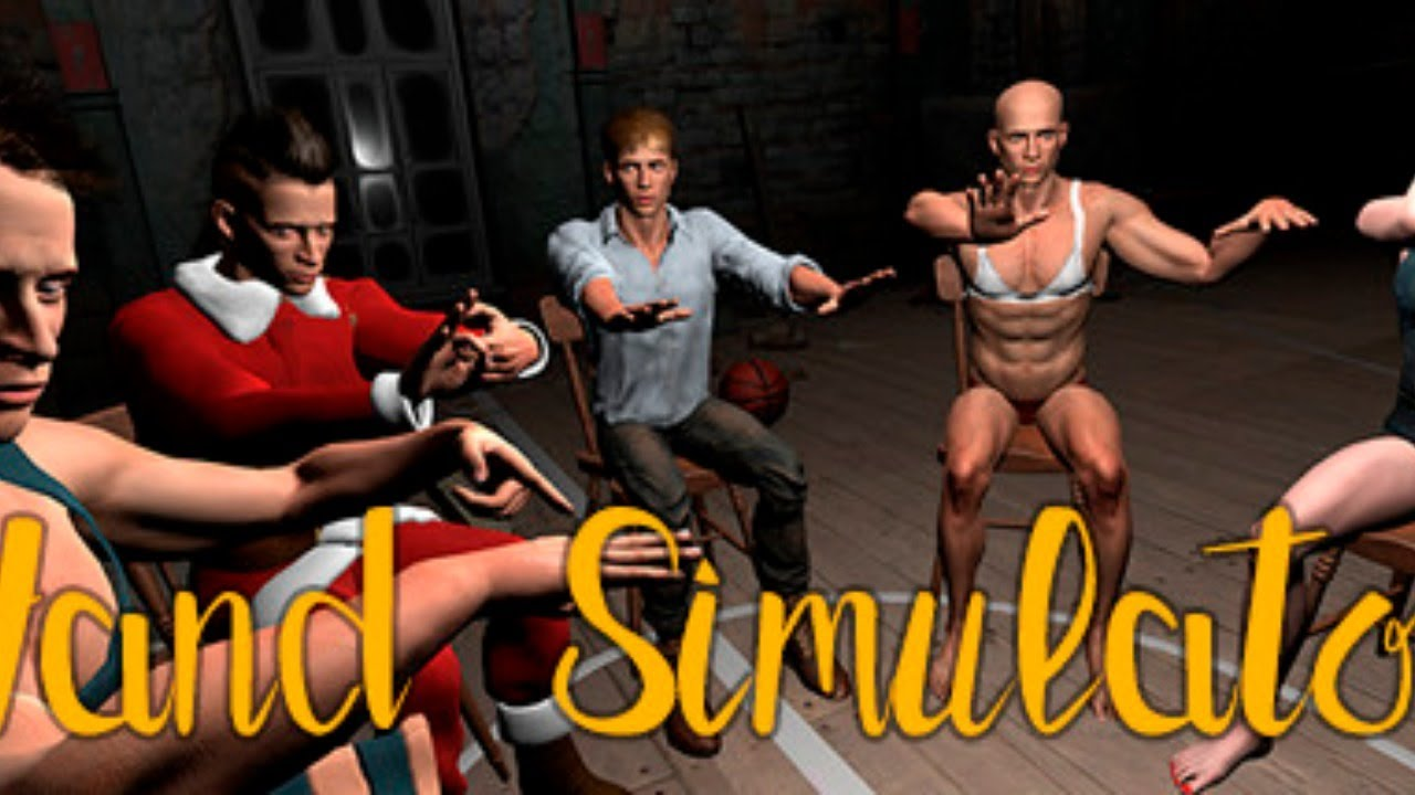 #3【Hand Simulator】楽しいゲームをしよう