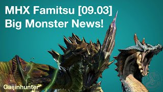 MHX: Famitsu [09.03] Raizex, Lagiacrus, Bushido, and more! thumbnail