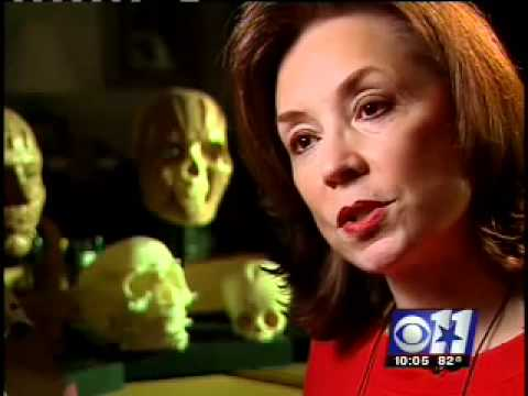 Robert Riggs Reports Forensic Artist Reconstructs Victims Faces May 2004