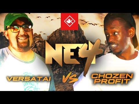 KOTD - Rap Battle - Versatai vs Chozen Profit | #GZ