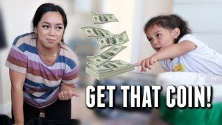 GET THAT COIN, GIRL! - itsjudyslife