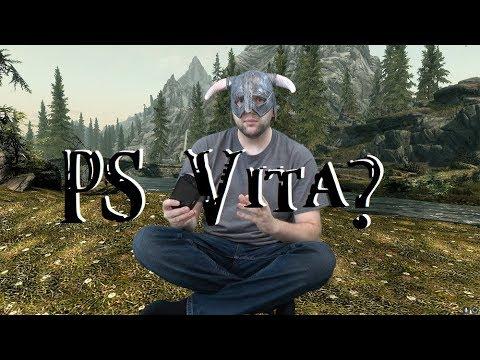 PS Vita  Can it Skyrim? (PC Version)