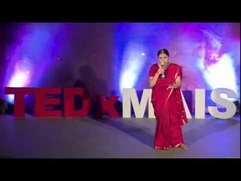Dance Through Life | Subhashini Vasanth | TEDxMAIS