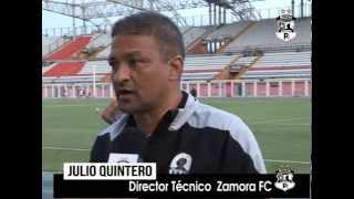 Previa Zamora FC vs Estudiantes de Mérida