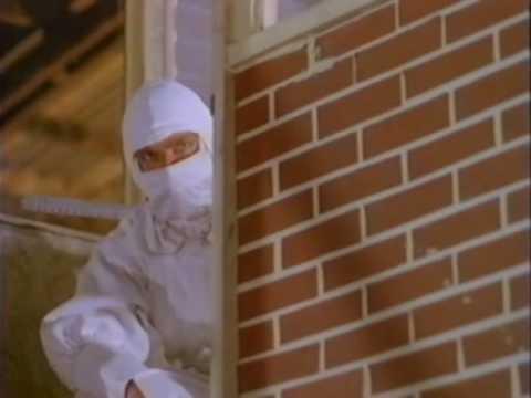 Enter the Ninja -- Delivio Death Scene