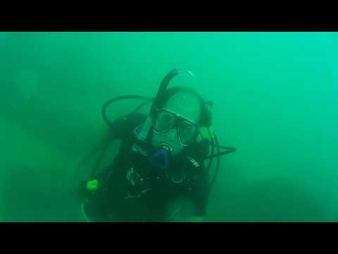 Diving the Tanks off St Pete beach 5/21/2017