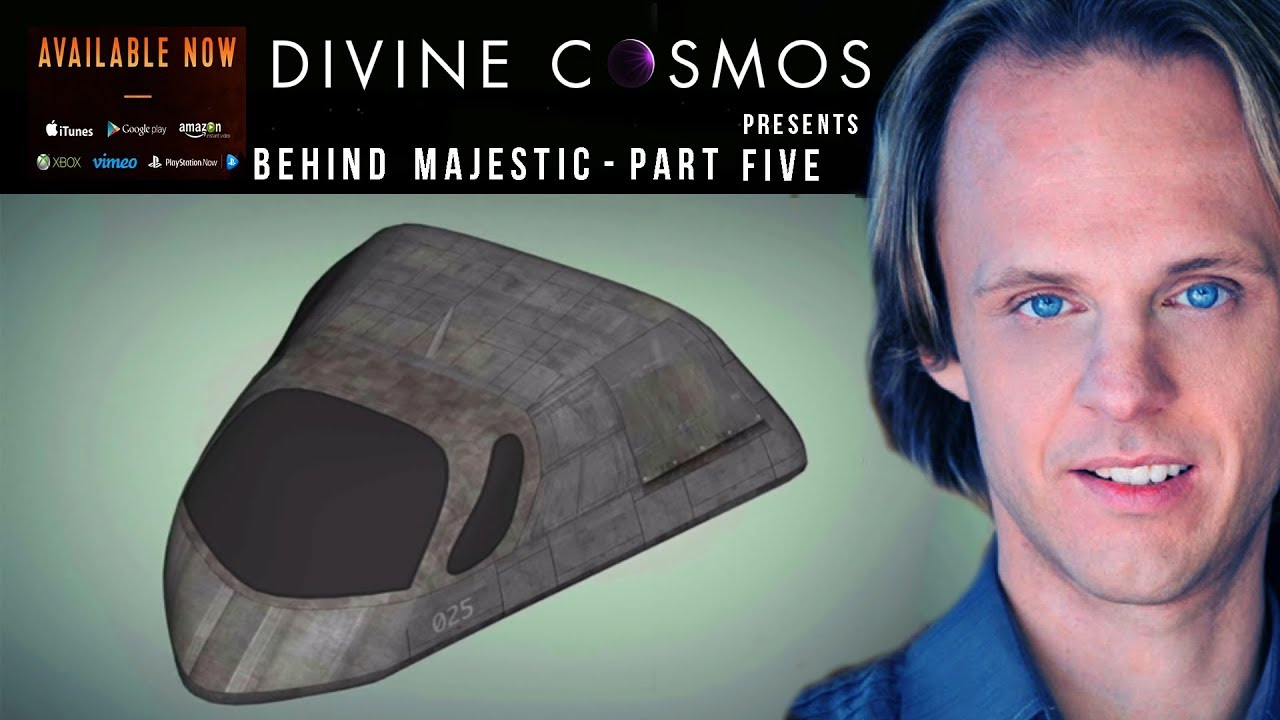 David Wilcock: Behind Majestic [Part 5 of 6]