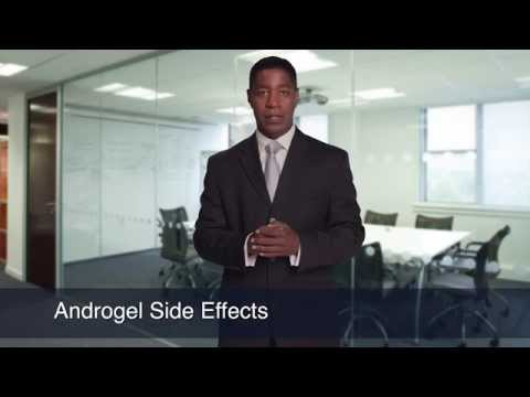 Androgel Side Effects Youtube