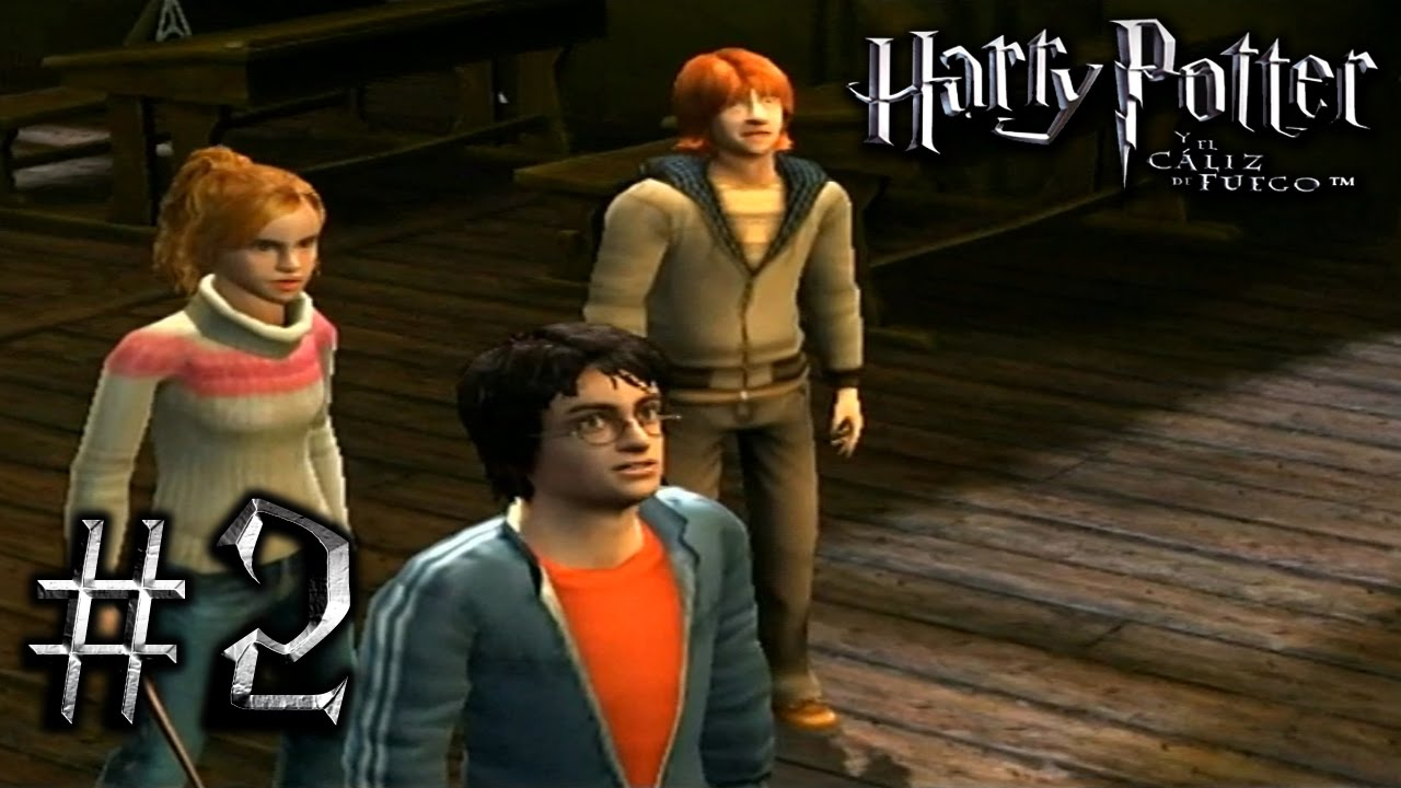 Harry Potter Y El Caliz De Fuego Ps2 Gcn Xbox Pc 2 Defensa Contra