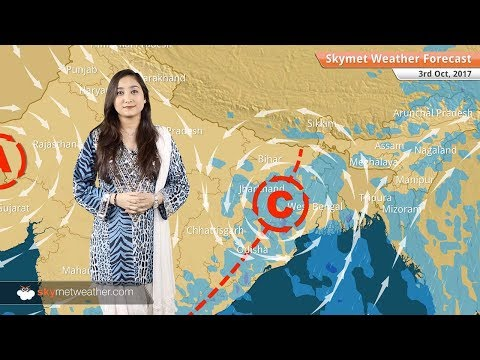 Weather Forecast for Oct 3: Hot weather in Delhi, UP; Rain in Karnataka, Telangana