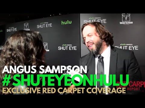 Angus Sampson at the Red Carpet Premiere of