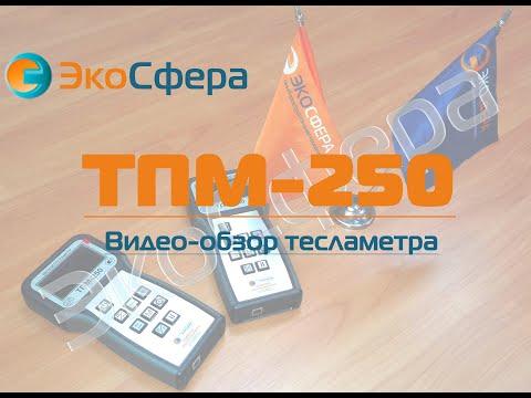 ТПМ-250 - Тесламетр портативный