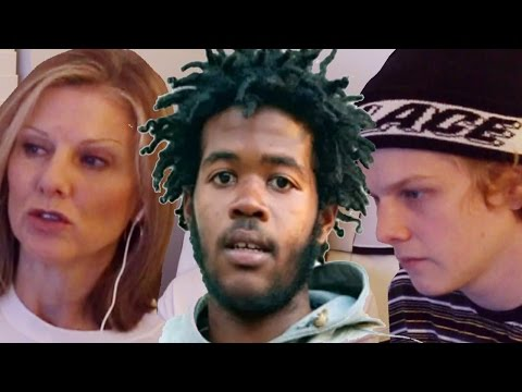 Mom reacts to Capital Steez