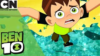 Ben 10 | Hot Trouble | Cartoon Network UK