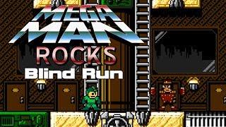 Mega Man Rocks -  01 - Doorstopper - Sleep Deprived Blind Run