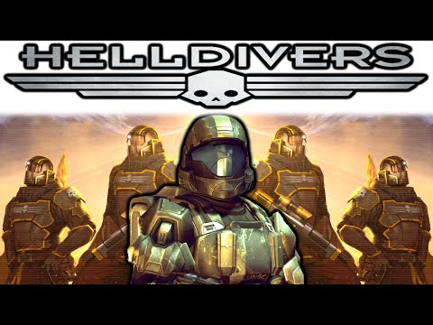 Helldivers - THE ODST GAME YOU ALWAYS WANTED