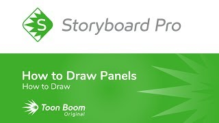 How to Create Drawings and Tools with Storyboard Pro