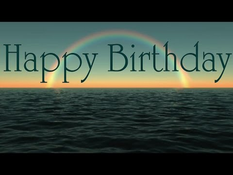 Happy Birthday to You - Special Song