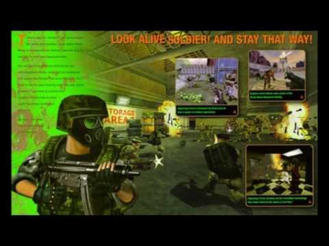 Half Life:Opposing Force - Trailer Song