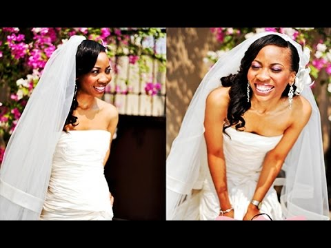 Beautiful African American Wedding Hairstyles For Women