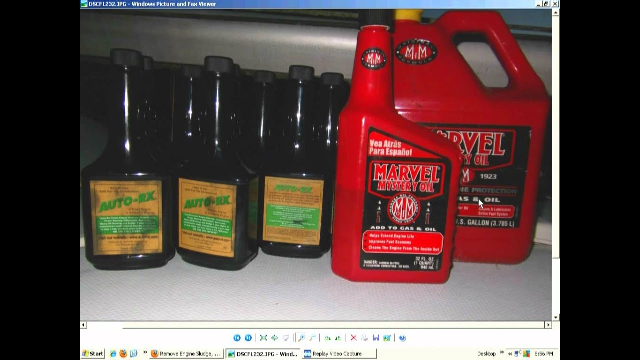 Engine sludge best products to use youtube for How long does motor oil last