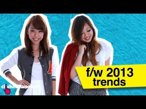 FW 2013 Trends  That F Word: EP18