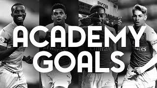 The best Arsenal Academy goals so far this season | 2018/19