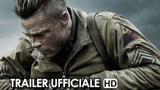 fury trailer ufficiale italiano cinema news 2015 brad pitt movie hd