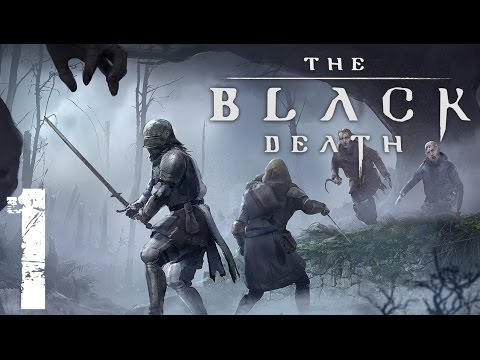 The Black Death | SURVIVING THE PLAGUE (Early Access Gameplay Part 1)