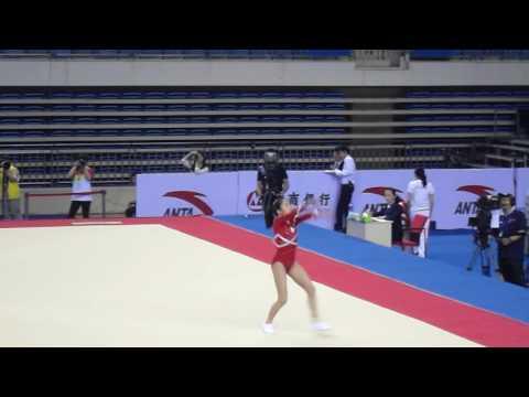 Wu Jing 吴静 - FX TF - 2016 CHN Nationals Hefei
