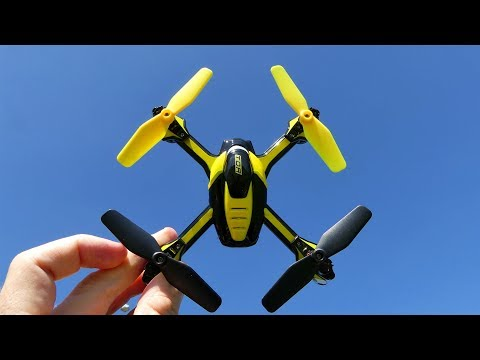 Drone Review - TDR Phoenix Mini Quadcopter from Tenergy