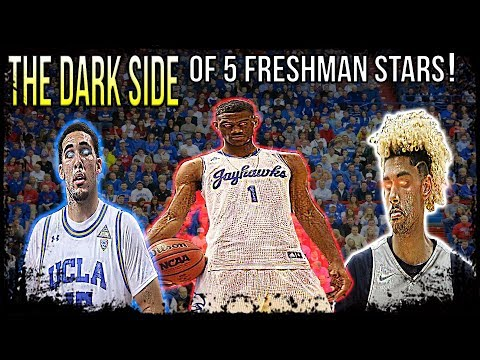 THE DARK SIDE OF 5 FRESHMAN COLLEGE BASKETBALL STARS! LI'ANGELO BALL, BILLY PRESTON, BRIAN BOWEN etc