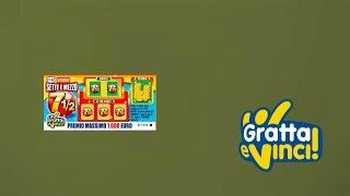 Gratta e Vinci: 7½ - Tagliandi 130/139 [Serie 95]