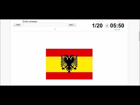 Funny Merged National Flags of the World