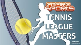 Tennis League Masters/Group A/R2/Villain vs Mirzinho