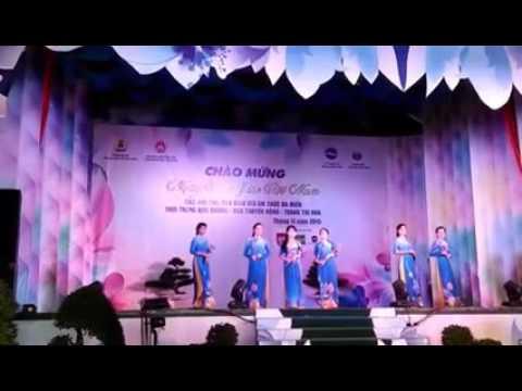 Biểu diễn thời trang học đường 2015_chungket