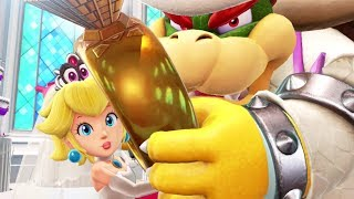 Super Mario Odyssey Walkthrough - Part 11 -  Moon Kingdom - ...