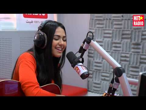 #Denia de Manal BK en live dans le Morning de Momo sur HIT RADIO - 25/02/15
