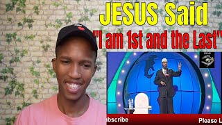 "American Girl VS Dr Zakir Naik 2018 - JESUS Said ""I am 1st and the Last"" Superb Answer