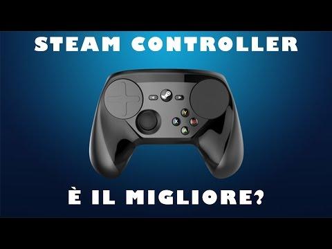 STEAM CONTROLLER, MEGLIO DI XBOX E PS4?
