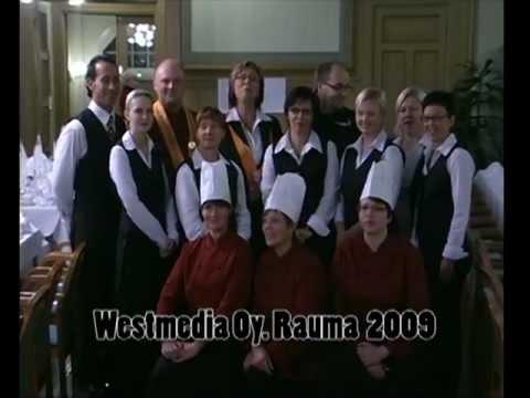 Klapsakka Oy. 2009. Rauma Poselli. Westmedia Oy.