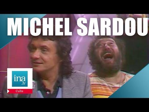 Pourquoi Michel Sardou devait s'appeler Michel Plantin | Archive INA